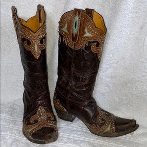 Old Gringo Boots, 9.5